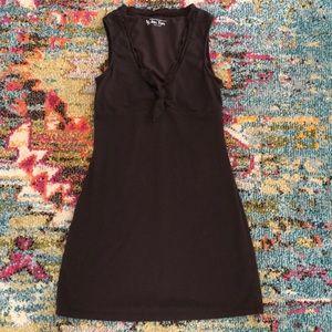 Victoria's Secret Bra Top Brown Mini Dress Small